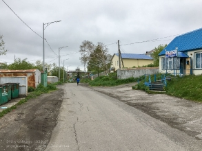 Улица Чкалова. Петропавловск-Камчатский. Лето 2019