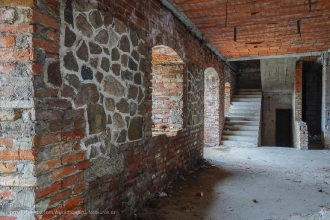 Форбург замка Прёйсиш-Эйлау. 2 этаж