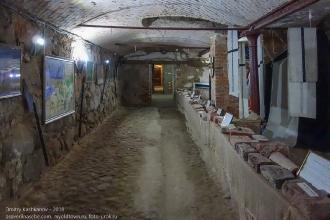 Рыцарский зал Янтарного замка. Калининградская область