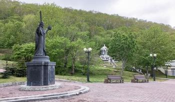 памятники Камчатки