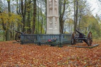Багратионовск. Памятник в честь сражения при Прёйсиш-Эйлау. 1807 год