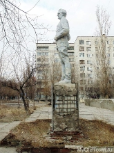 Памятник Куйбышеву. Фото Волгограда