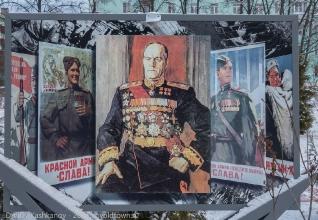 Плакаты времен Великой отечественной войны. Фото