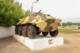 БТР-60м
