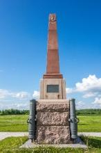 Памятник батарейной №2 и легкой №2 ротам лейб-гвардии Артиллерийской бригады