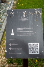 Бородино. Памятник 12 пехотной дивизии