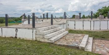 Бородинское поле. Высота Рубо