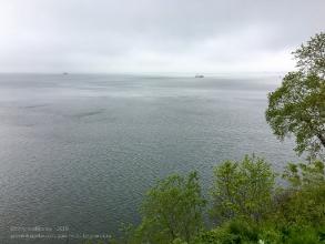 Никольская сопка. Вид со смотровой площадки на Авачинскую бухту
