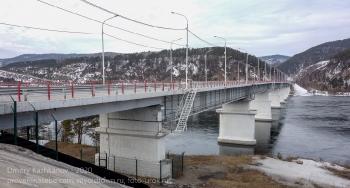 Мосты Красноярского края