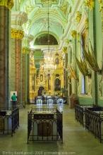 Фотографии Петропавловского собора в Санкт-Петербурге