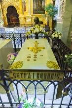Могила Петра I