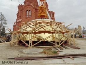 Собор Александра Невского в Волгограде