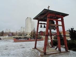 Церковь Параскевы Пятницы. Колокольня. Фото Волгограда
