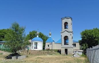 Село Лог. Церковь Петра и Павла. Колокольня