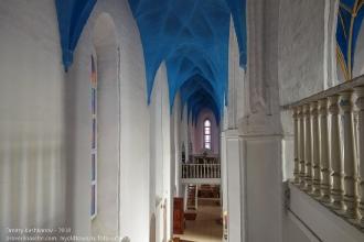 Правдинск. Георгиевская церковь. Вид с балкона