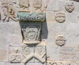 Георгиевский собор. Резные стены