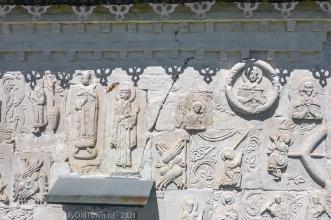 Георгиевский собор. Резьба по камню