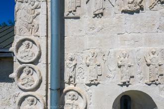 Георгиевский собор. Фрагмент фасада