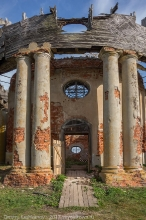 Церковь Воскресения Христова в Подвязье