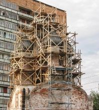 Успенская церковь. Нижний Новгород, Крутой переулок, 4а