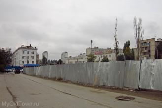 Волгоград. Проспект Университетский, 60. Взорвавшийся дом