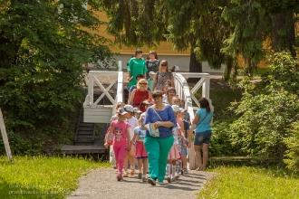 Экскурсия для детей в музее-заповеднике А.С.Пушкина Болдино