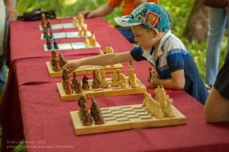 Праздник поэзии в Болдино. Мастер-класс по шахматам - любимой игре Пушкина