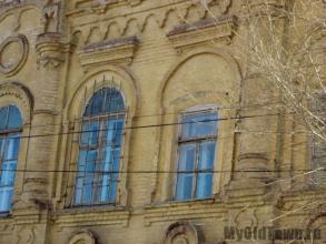 Вторая Царицынская женская гимназия. Фото Волгограда