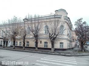 Царицын - Сталинград - Волгоград