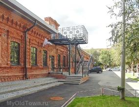 Улица 10-й дивизии НКВД. Центр ЛОФТ 1890. Фото Волгограда