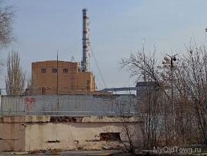 Территория ВолгоГРЭС. Фото Волгограда