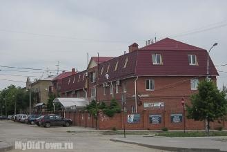 Улица Ухтомского. Волгоград. Фото медицинского центра «ВМТ-Здоровье»