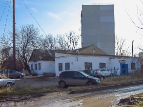 Улица Красноуфимская дом 1а. Баня номер 9. Фото