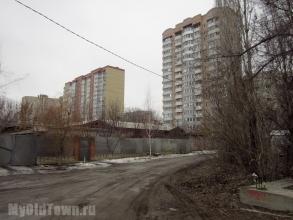 Улица Пугачёвская. Фото Волгограда
