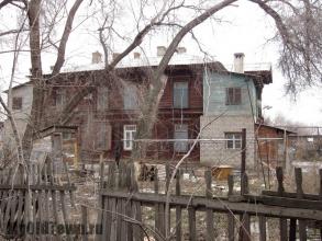 Улица Пугачёвская дом 11б. Памятник архитектуры 19 века. Фото Волгограда