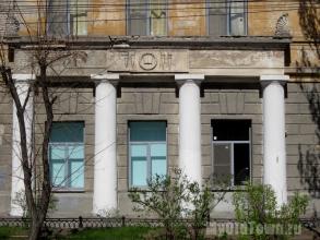Улица Академическая дом 12. Фото Волгограда