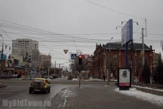 Улица Академическая. Фото Волгограда