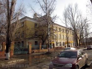 Юридический лицей № 6. Фото Волгограда