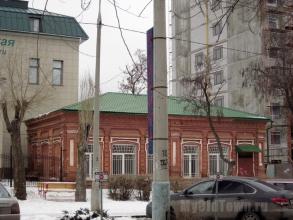 Улица Академическая дом 4. Фото Волгограда.