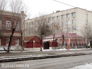 Улица Баррикадная дом 16. Фото Волгограда