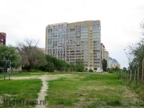 Улица Баррикадная дом 2. Фото Волгограда