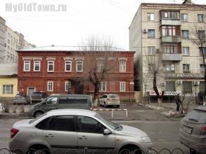 Дом номер 20 по улице Огарева. Фото Волгограда