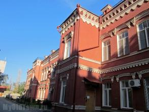 Дом номер 6  по улице Огарева. Фото Волгограда