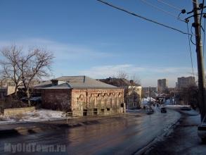 Новоузенская улица, д.2. Фото Волгограда
