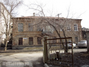 Улица Клинская, 37. Фото Волгограда