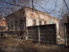 Улица Клинская, 39. Фото Волгограда