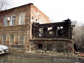 Жилой дом извозчика Гончарова, 1880 год. Улица Клинская, 39а. Фото Волгограда