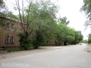 Улица Марийская. Фото Волгограда