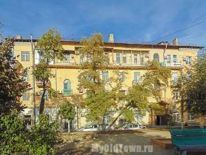 Улица Мира, дом 26. Вид со двора. Фото Волгограда