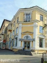 Улица Мира, дом 26. Фото Волгограда